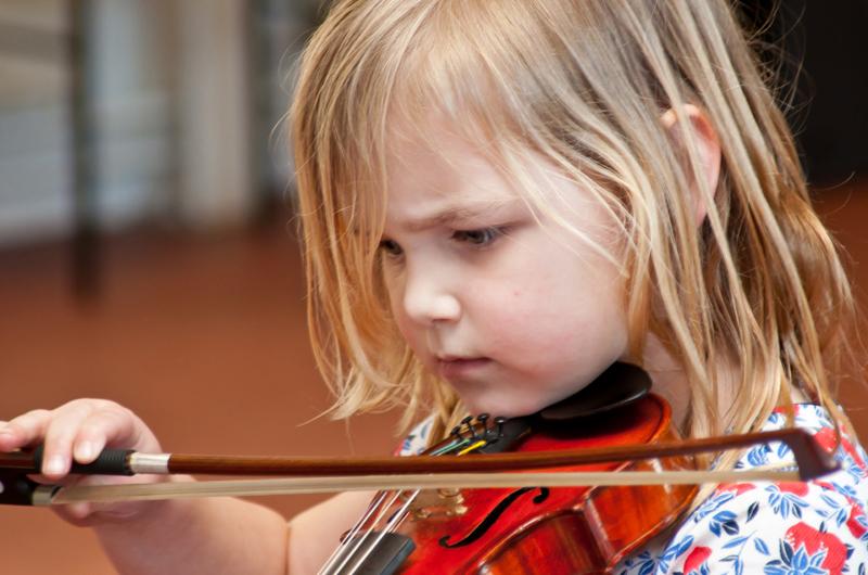 Muzieklessen voor 6- en 7-jarigen