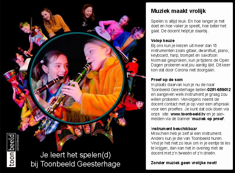 Advertentie eerste week september site